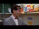 Большое приключение Пи-Ви / Pee-wee's Big Adventure (1985)   Тим Бёртон