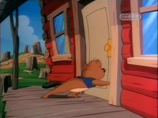 Том и Джерри в детстве 3 сезон 4 серия (Толивер Твист / Бобр Бумер / Друппи и пони экспресс)