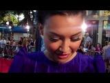 Glee 3D premiere (Naya)